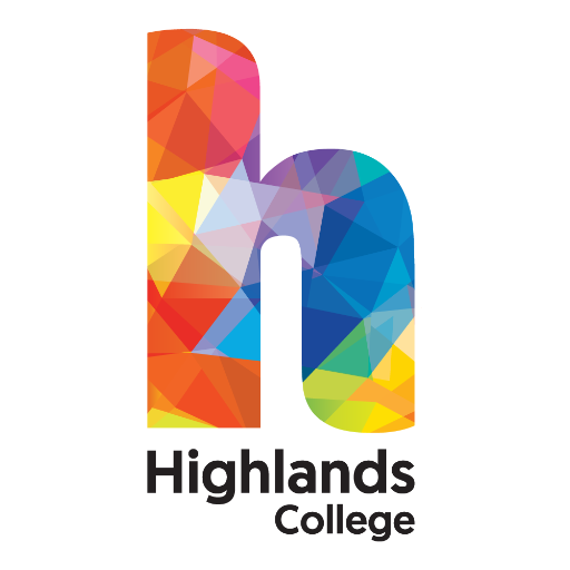Highlands College Jersey logo